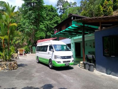 Photo for No . 1 Resort at Sungei Lembing .