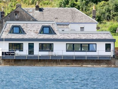 Photo for 4 bedroom property in Tighnabruaich. Pet friendly.