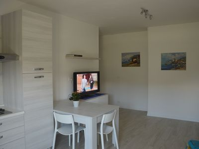 Photo for Two-room apartment in a residence by the sea, 30 meters from the beach