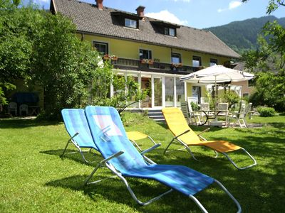 Photo for Attractively furnished holiday home, just 100 metres from a lake (free access)