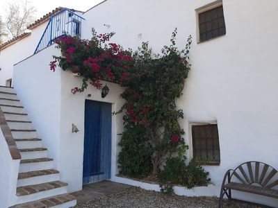 Photo for Tucked in the mountains of Andalucia with private pool  close to local be