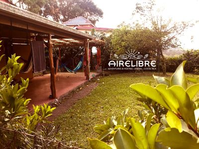 Photo for Nice room on Lake Arenal, Nuevo Arenal - The best location volcano view