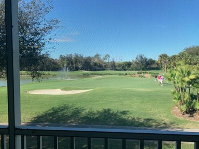 Photo for Coach Home In Beautiful Golf Community Close to Beach