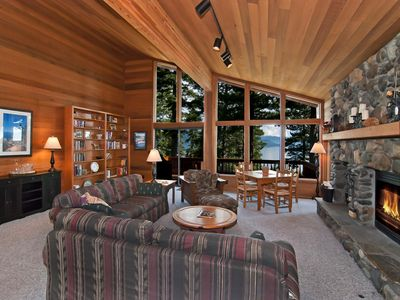 Photo for Amazing LAKE VISTA Home in Dollar Point - 4 BR and 3 Living Rooms - Sleeps 11
