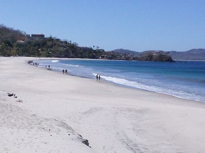 Photo for New, ocean view and in heart of Playa Flamingo. Walk to two different beaches.