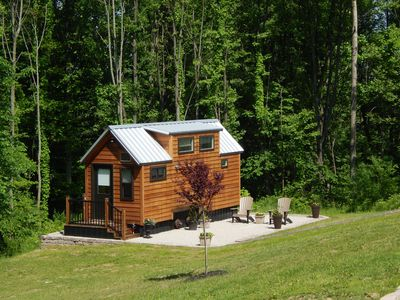 Photo for Klein Haus ~ A Tiny Home Experience