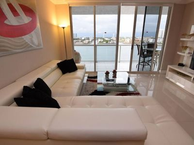 Photo for Spectacular Bay View 2 Bed 2 Bath @  Sunny Isles Beach