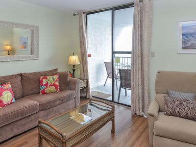 Photo for BEACH VIEW ~ 1 Bedroom Condo in Gulf Shores - FREE Nights!