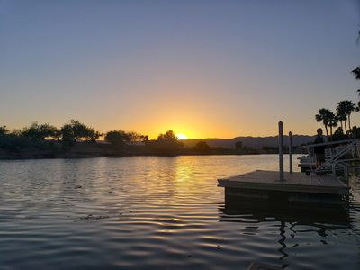 Snowbird Rental    Riverfront Home with Private Dock and Marina - Bullhead  City