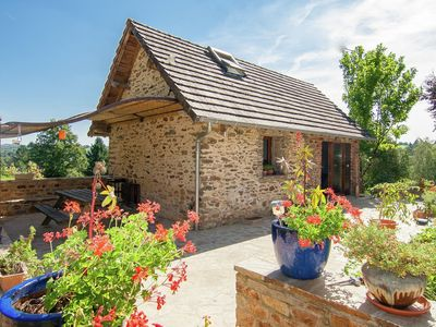 Photo for Comfortable gite in picturesque medieval village