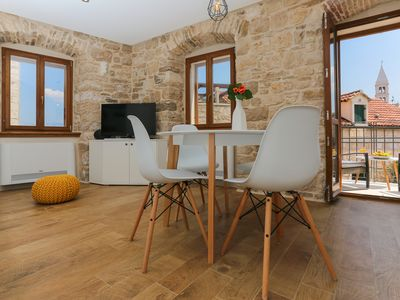 Photo for Vila Magdalena-exclusive apartment for 3 persons, balcony, 5m from sea