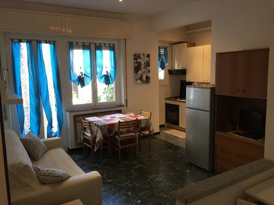Photo for Alassio Mon Amour 2 rooms 100 meters from the sea
