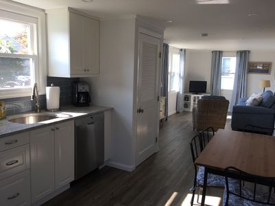 Photo for Newly Renovated Cottage - Minutes to Beaches, Cliff Walk, and Downtown Newport!