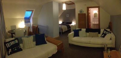 Photo for TENBY THE ANNEX  FOR TWO, FREE WI FI PARKING SO CLOSE TO TOWN AND BEACHES  FAB