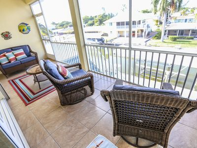 This beautiful three bedroom, two bath home with private pool is waiting to be your home away from home while vacationing here on Fort Myers Beach.