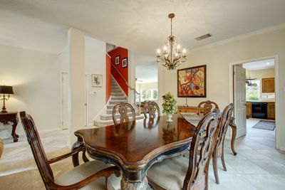One of Three Dining Areas In the Home