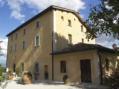 Photo for 12 bedroom Villa, sleeps 24 in Caggiole with Pool, Air Con and WiFi