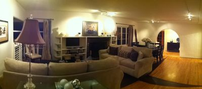 Beautiful Home, nicely furnished, nice kitchen, Sleeps 10, off street parking