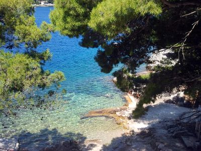 Photo for Studio flat near beach Sobra, Mljet (AS-7531-a)