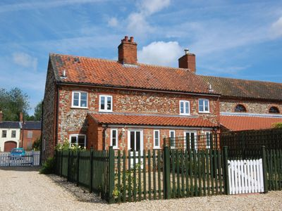 Photo for Tasteful holiday home in East Rudham with Garden