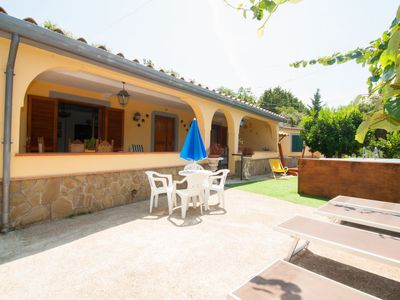 Photo for Vacation home Antolusa in Massa Lubrense - 6 persons, 2 bedrooms