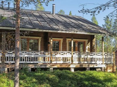 Photo for Vacation home Samun savu in Kittilä - 8 persons, 2 bedrooms