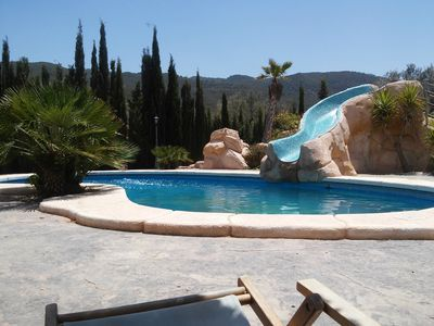 Photo for Casita-Studio in the mountains with pool