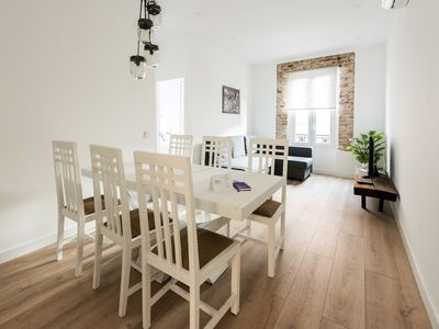 Photo for Apartment 509 m from the center of Madrid with Internet, Air conditioning, Balcony, Washing machine (727203)