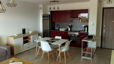Photo for APARTMENT NEW SEA VIEW 4 PEOPLE CLIMATISE