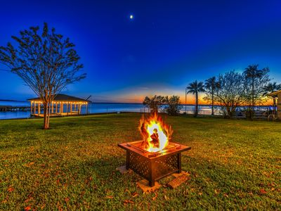 Photo for Beautiful Lake Front home with unforgettable views & memories to last a lifetime