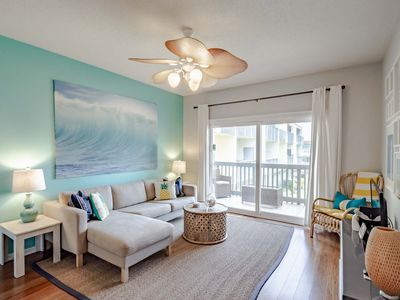 Photo for Beautifully-Decorated Condo ~  Community Pool and Private Balcony!