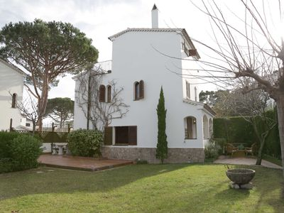 Photo for PLATÓ-attached house with private garden-Llafranc-Costa Brava