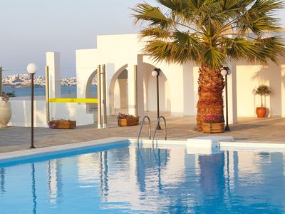 Photo for SEA VIEW PRESIDENT AMAZING VILLA, NAXOS AEGEAN ISLAND, 7 Bedrooms, 6 Bathrooms Up to 16 Guests