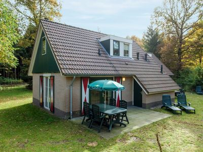 Photo for Luxury 6-person bungalow in the holiday park Landal Coldenhove - in the woods/woodland setting