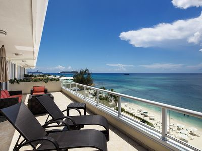 Photo for Beautiful 3 bedroom 3 Bath Penthouse Villa  with Amazing Ocean Views