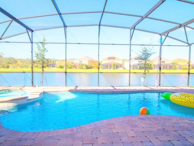Photo for ACO PREMIUM – 7 Bd with south facing Pool and Spa (1727)
