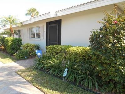 Photo for You Won't Need to Cross Midnight Pass Rd! Beach Side 2/2 Villa on Siesta Key!