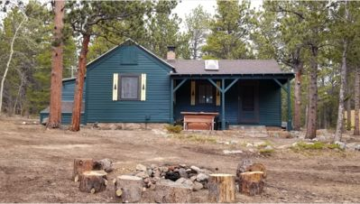 1br Cabin Vacation Rental In Allenspark Colorado 3321440