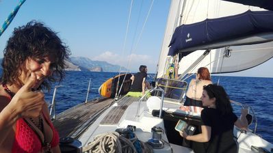 Photo for Sail to Capri, Sorrento and Amalfi coast