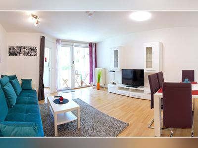 Photo for Apartment in Saarbrücken only 5 min. z. Central Station