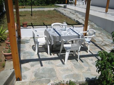 Photo for 2BR House Vacation Rental in Nikiti