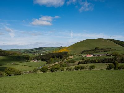 Photo for DIPPER COTTAGE, Crookhouse, near Wooler - sleeps 4 in 2 bedrooms, amazing views
