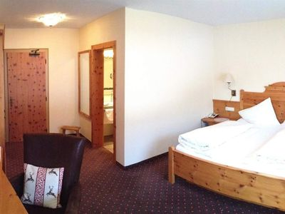 "Photo for Double room ""Zirbenholz"" - Hotel Neuwirt"