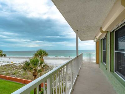 Photo for Pointe Condo #201, Gulf Front, 2 Bedrooms, Sleeps 6, Newly Remodeled