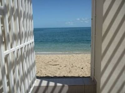 Photo for Beautiful Beach Front. 2BD House