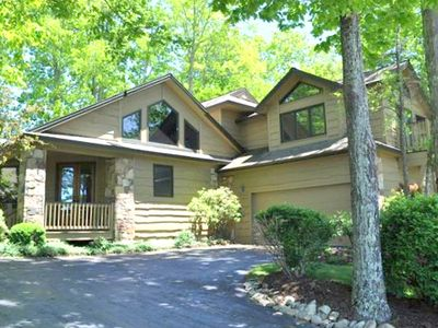 Photo for Welcome to Highland House - Relax and enjoy this luxurious home in Mountain Air, Burnsville, NC!