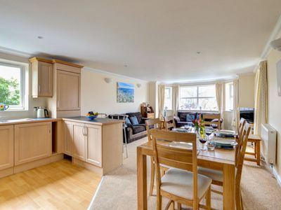 Photo for Apartment Victoria 18 in Swanage - 6 persons, 3 bedrooms
