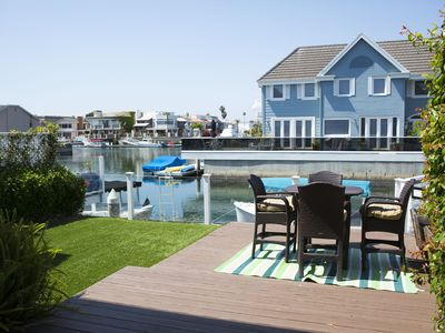 Photo for Luxurious Home On The Waterfront with Harbor View