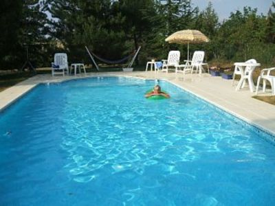 Photo for Charming Cottage- Pet Friendly, Heated Pool, Gardens, Couples, Barbecue, WIFI