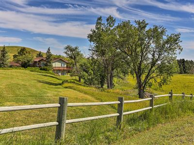 Photo for Rapid City House w/Deck on Private 150-Acre Estate